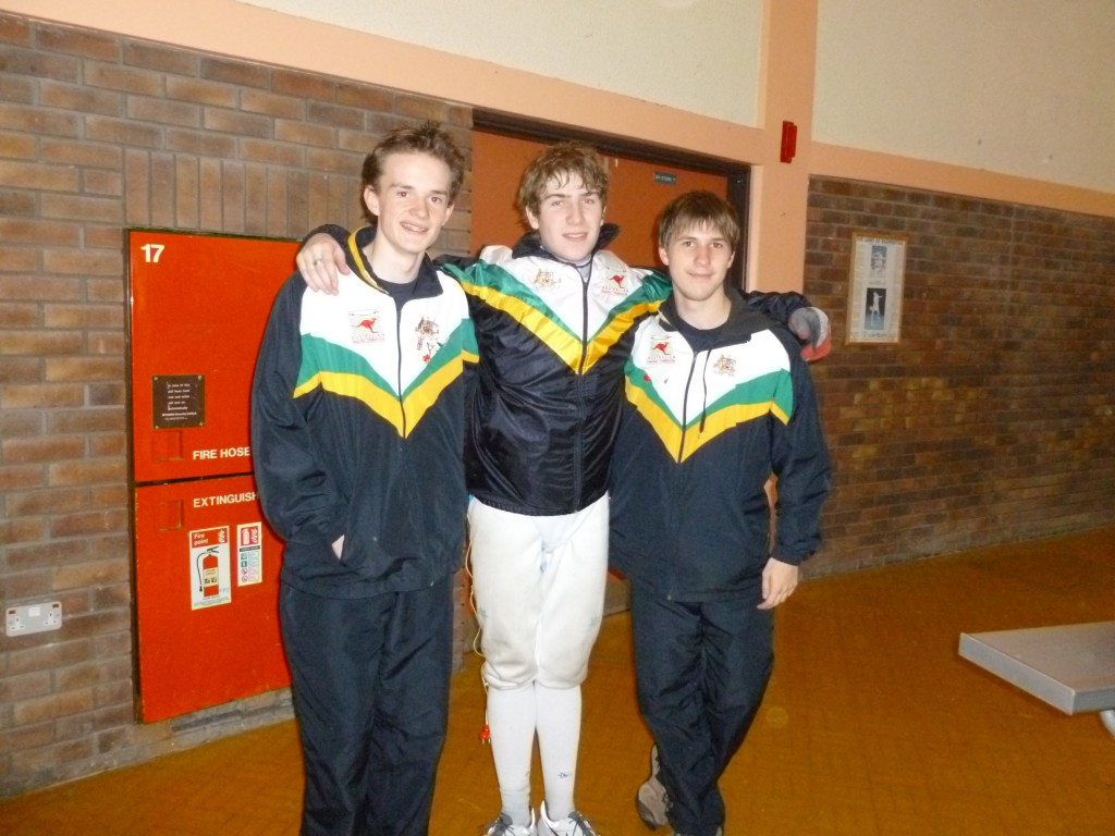 Pictures From The 2012 Junior Commonwealth Uts Fencing Club