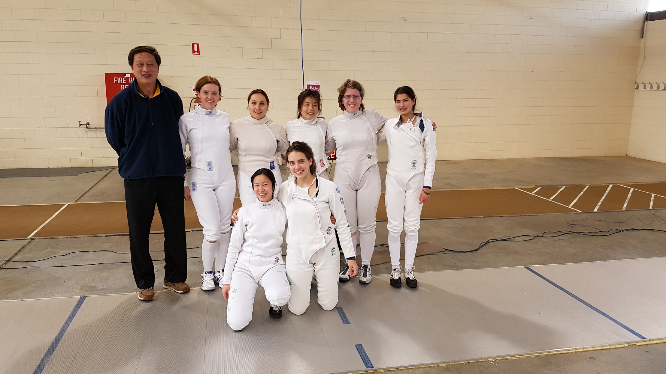 Suts Teams 720160828 100921 Uts Fencing Club