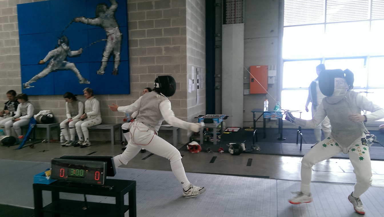 Great Effort And Fantastic Results By Uts Fencers In The